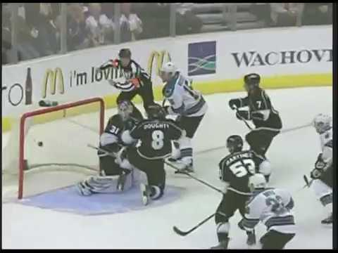 San Jose Sharks: Highlight Hits, Saves, Goals and Fights from the 2009-2010 season