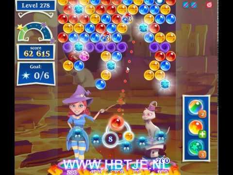Bubble Witch Saga 2 level 278