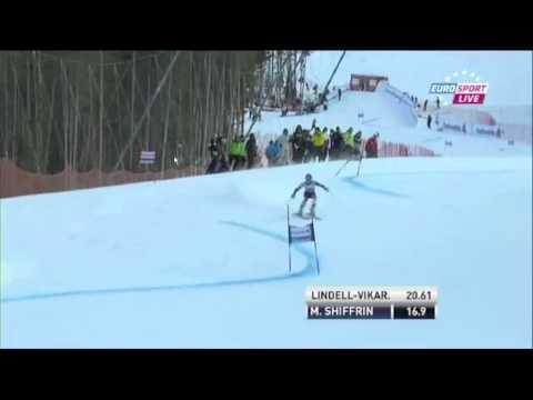 Mikaela Shiffrin GS Beaver Creek 2013 - #imparandodaicampioni - Pianetamaster.it