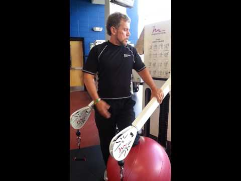 Tom's Dual Cable Free Motion Upper Body with Core Exercise Sequence