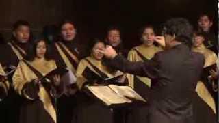 Coro de la CCE celebra 59 años de creación