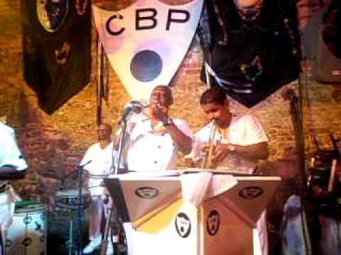 Baile do Cordão do bola preta - Carnaval 2012 -  LAPA/RJ