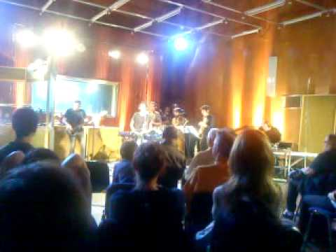 East Rodeo Septet, Ring Ring, Radio Beograd, Serbia, 28 May 2014 Part 2