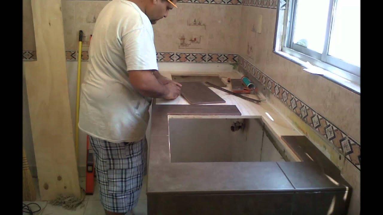 Luis remodelacion de youtube for Como remodelar una cocina