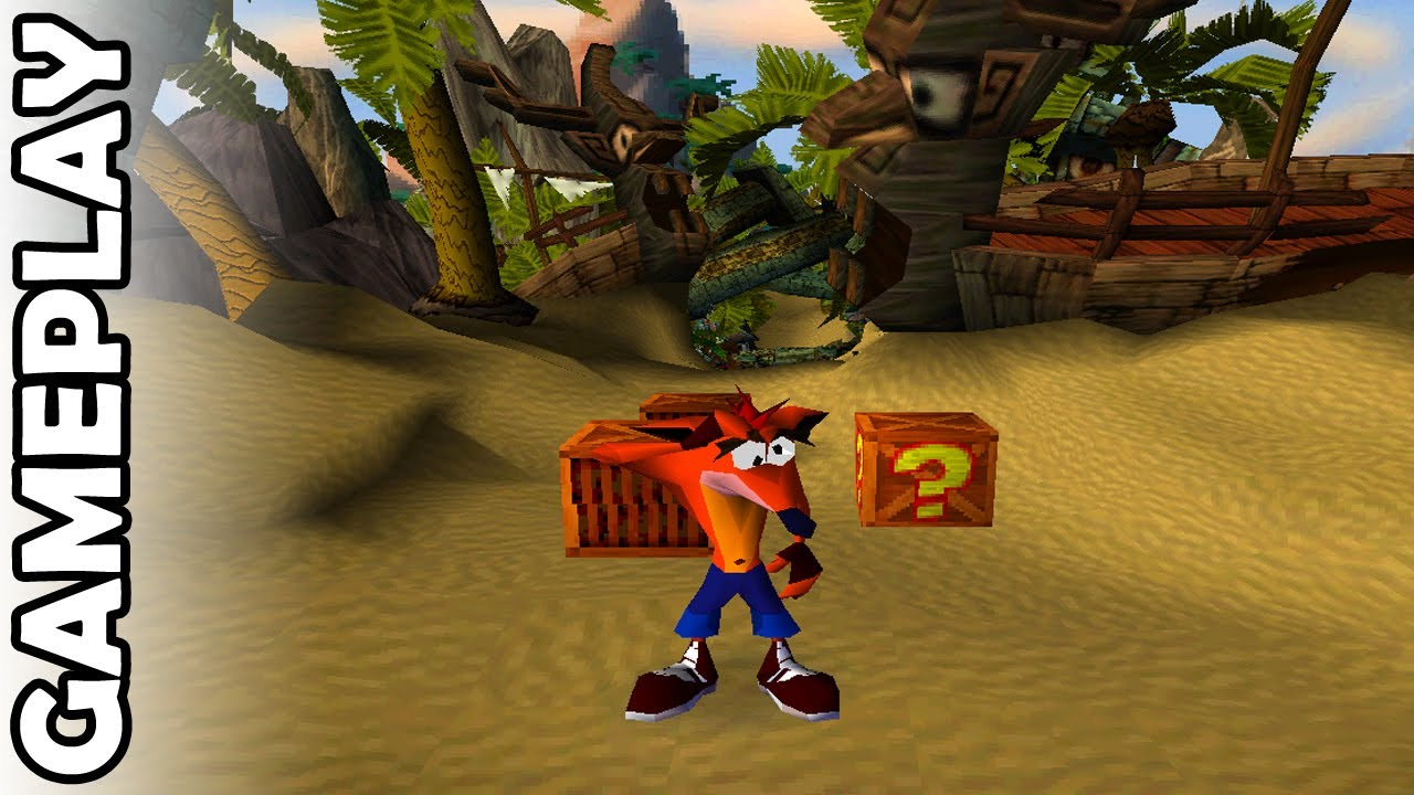 descargar crash bandicoot 1 para pc gratis