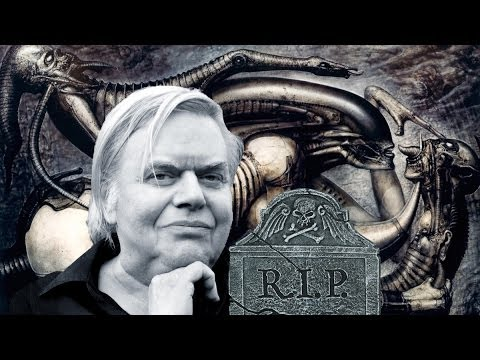 H.R. Giger, Alien Artist Dead at 74