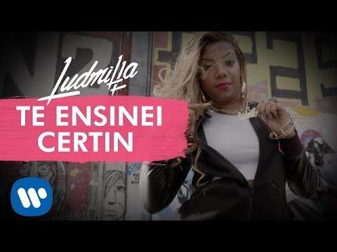 Ludmilla - Te Ensinei Certin (Clipe Oficial)
