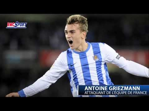 Football / Amical : Griezmann :