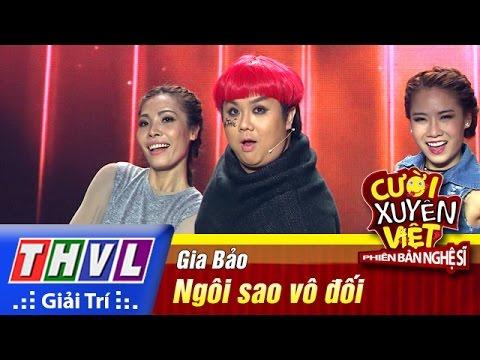 THVL | Cười xuyên Việt - Phiên bản nghệ sĩ 2016 | Tập 1: Ngôi sao vô đối - Gia Bảo