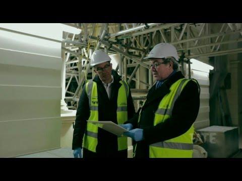 TateShots: Kevin McCloud meets New Tate Britain - Part 1