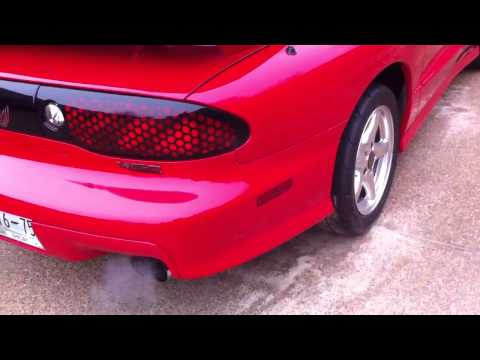 01 Trans Am 228/236 idle AFTER cam