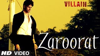 EXCLUSIVE: Zaroorat Video Song | Ek Villain | Mithoon | Mustafa Zahid