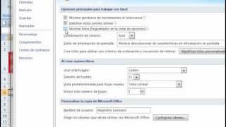 Habilitar La Ficha Del Programador En Excel 2007