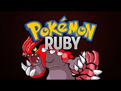 Pokemon Ruby - Full Walkthrough Live!