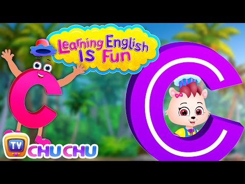 "Learning English Is Fun™ | Alphabet ""C"" 