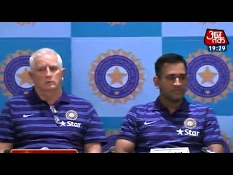 Team India ready to challange England: MS Dhoni