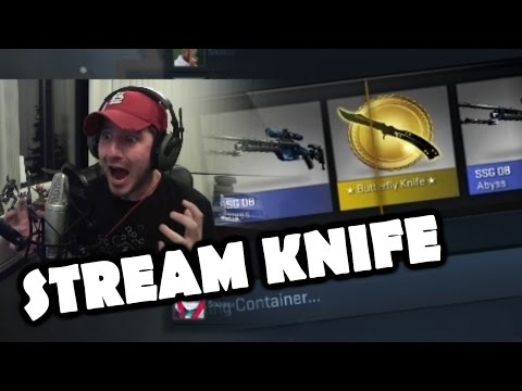 ANOTHER KNIFE - CS:GO Stream Highlight