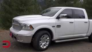 Under the Hood: 2013 Ram 1500 Longhorn Crew Cab 4x4 on Everyman Driver videos