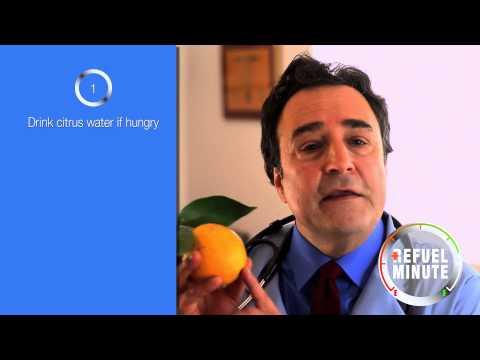 REFUEL Minute - Citrus Water