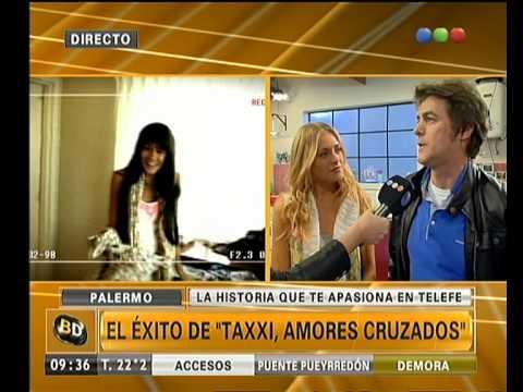 Rocío Igarzábal y Gabriel Corrado hablan del éxito de