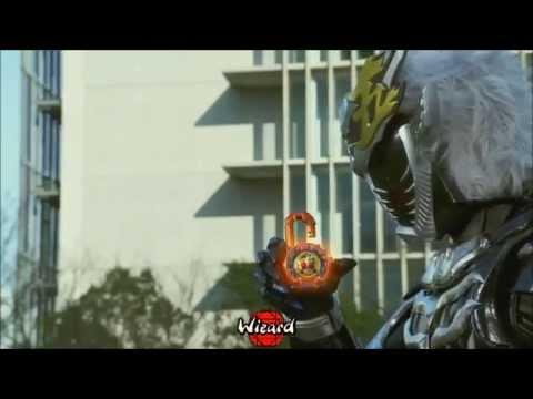 All Kamen Rider Gaim Special Arms