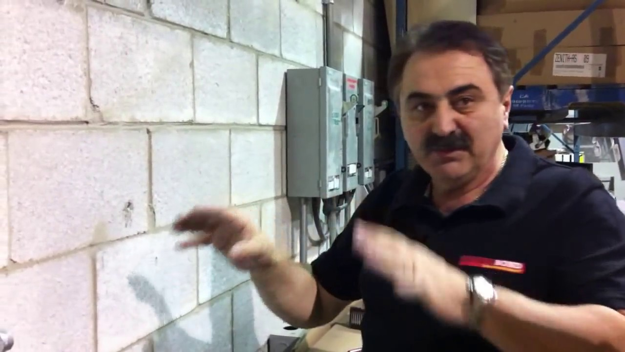 How To Install The Best Concrete Wall Anchor Easy Youtube
