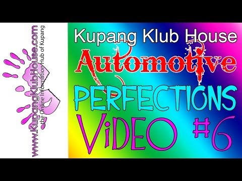 KKH - Cars - Perfections Car Salon #6 Upolstery Overveiw - Kupang Klub House