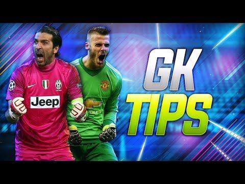 New Goalkeeper Build | FIFA 17 Pro Clubs GK Tips: E17