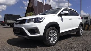 2017 Chery Tiggo 2. Start Up, Engine, and In Depth Tour.. MegaRetr