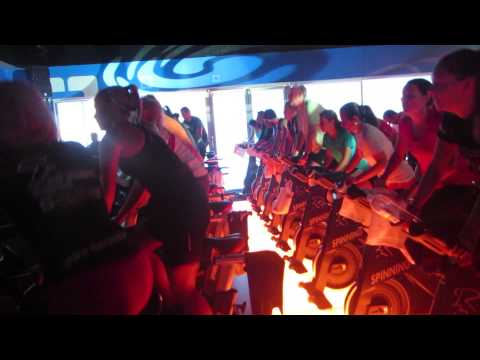 First International Spinning Marathon Abu Dhabi - DubaiBlog دبيّ