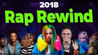 RAP REWIND 2018 | Everything That Happened In Hip Hop This Year