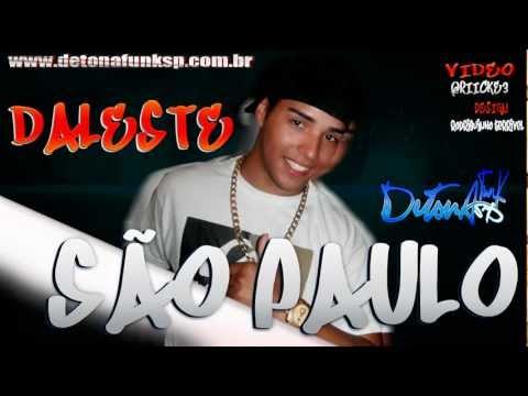MC DALESTE - SÃO PAULO ( DJ WILTON ) -  PRODUZIDA EXCLUSIVIDADE 2013