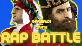 EPIC RAP BATTLE OF ITALY GARIBALDI Vs DANTE Round One
