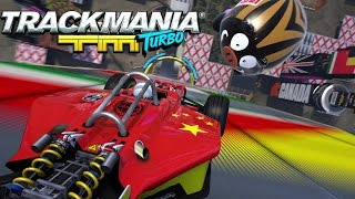 Trackmania Turbo - Announcement trailer - E3 2015
