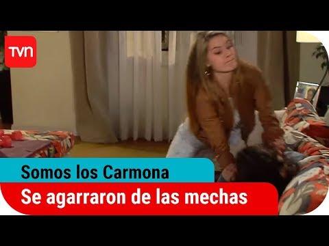 Somos Los Carmona Ep. 9: Yoyita y Francisca se agarraron de las mechas