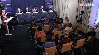 """Пресс-конференция """"Всероссийская азбука финансовой грамотности"""""""