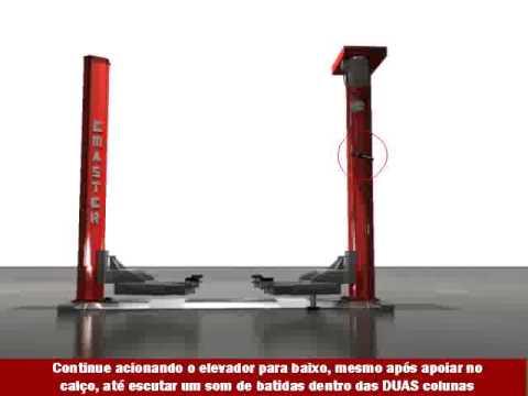 EMASTER - elevadores automotivos