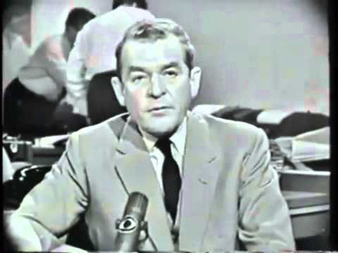 CBS News - Live Coverage of The Assassination of President Kennedy (Part 2-3)