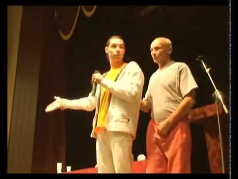 Йога-встреча. Беседа с участниками на закрытии мероприятия (28.10.2007)