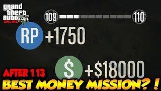 GTA 5 ONLINE BEST MONEY MAKING METHOD AFTER 1.13!? 18,000