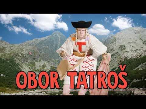 Spievankovo - Obor Tatroš
