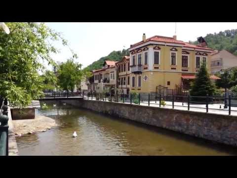 βόλτα στη Φλώρινα, walking tour in Florina - Macedonia, Greece May 2013 1080p