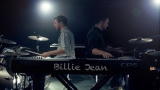 Billie Jean Dueling Piano/Drum Cover