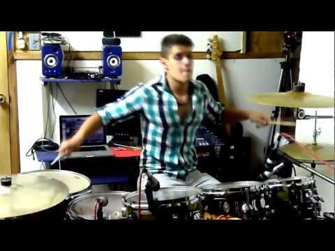 Lucas Dos Santos - Me faz viver [Thalles Roberto] - Drum Cover