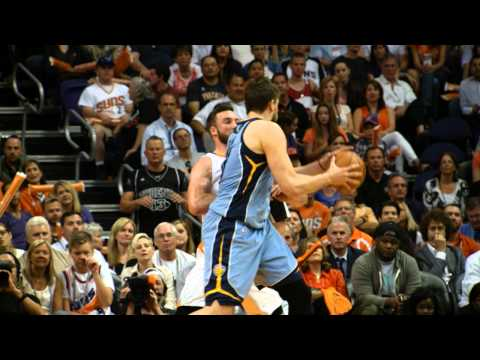 Phantom: Memphis Grizzlies Clinch Playoff Berth vs. the Suns