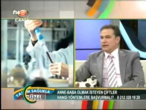 Tüp bebek nedir ? – TV8 – Yaşam Sağlıkla Güzel – Doç. Dr. Selman Laçin