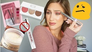 TRYING NEW MAKEUP │ PERSONA COSMETICS, LAWLESS, OFRA + BENEFIT