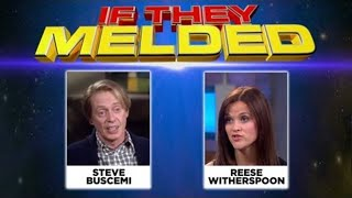 If They Melded: Witherspoon + Buscemi