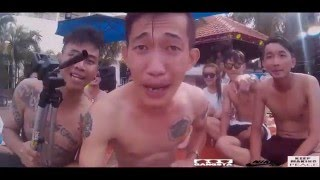Homie in Da Pool !!! Phan Thiết - February 11, 2016