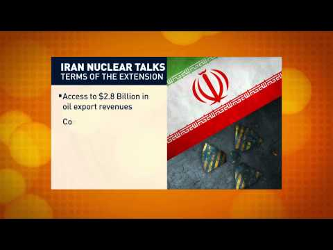 Talks over Iran's nuclear program extended, Seg. 1
